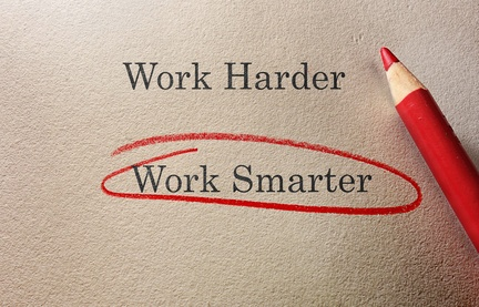 Outsourcing is smarter than working harder.