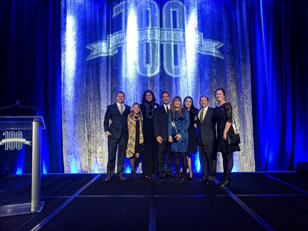 SelmanCo is recognized as one of the 100 fastest-growing companies in the region.